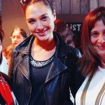 """Gal Gadot na exibição de """"Mr. Gaga"""", no Seret Film Festival, em Londres"""