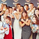 Gal Gadot continua divulgação de Mulher-Maravilha na China