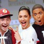 """Os melhores momentos do painel de """"Liga da Justiça"""" na SDCC"""