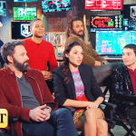 "[Atualizado] Vídeos | Gal Gadot na Press Junket de ""Liga da Justiça"""
